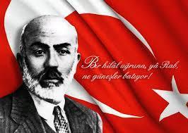 12 Mart İstiklal Marşı ve Mehmet Akif ERSOYu Anma Programı